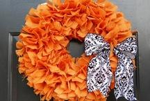 craftiness: wreaths