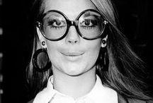 Vintage Eyewear / An inspiration for our #ThrowbackThursday posts, #vintage #eyewear we love.
