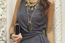Alerte tendence! Bijoux plumes | Trend Alert! Feather Jewelry / by Alena Kirby
