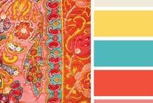 scrapbooking: colors