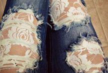 Cloths / by Meagan Garr