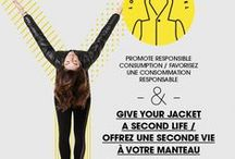 Lolë Yellow Label / The Lolë Yellow Label Program encourages responsible consumption. You can take part too, start your story now: www.lolewomen.com/yellowlabel Share the love! | Le programme Lolë Yellow Label encourage la consommation responsable. Commencer votre histoire maintenant: www.lolewomen.com/yellowlabel Partagez l'amour! | #LoleYellowLabel