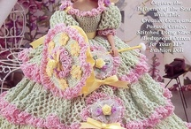 Crochet--Barbie / by Dawn Speaks
