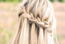 Hair Inspiration / by Amelia Lowe