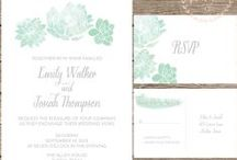 Watercolor for Invitations
