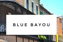 Blue Bayou / Picture inspiration for our new story that takes place in New Orleans' Jackson Square.
