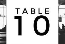 Table 10 / A CEO with a penchant for pie and a waitress fielding life's curveballs. He's broody and somewhat mysterious. She's out of fucks to give and on her last dime.