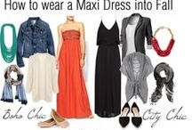 My Style Pinboard / Inspiration for a wardrobe that will stand the test of time.