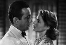 Bogart / An amazing actor to watch, timeless.  / by Carla Monterey