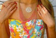 spring/ summer fashion / by Julianne Foard