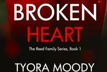 Tyora Moody Books / Tyora Moody is the author of the Reed Family Series, Serena Manchester Series, Victory Gospel Series and Eugeena Patterson Mysteries. She writes Soul-Searching Suspense and Nonfiction. Find free chapters at TyoraMoody.com / by Tyora Moody