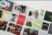Scrapbooking: By Me / My Memory Keeping & Project Life