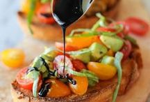 Party Appetizers / Creative ideas to try for your next entertaining gig.