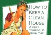 Cleaning Tips / by Mary Olmstead
