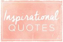 Inspirational Quotes / Words of wisdom from Mary Kay Ash and others. / by Mary Kay