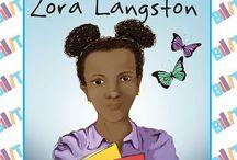 The Kulture Kidz - Children's Books / by Tyora Moody
