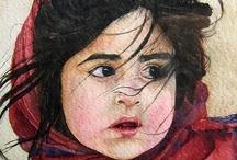Watercolor is Wonderful! / by Amy Myrick