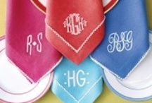 Monogram ♥ / by Susan Cook