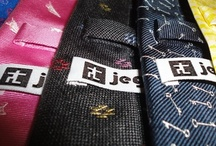 jegman - F/2012 Collection / Ties for the uncommon man. Dress your personality with our designer tie collection for men. Novelty is back. All styles are original and made by hand. More style released later this fall...  www.jegman.com