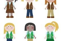 Girl Scouts / by Carrie Stull
