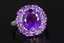 Amethyst Jewelry / by Liquidation Channel - Jewelry, Accessories, and Lifestyle