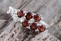 Garnet Jewelry / by Liquidation Channel