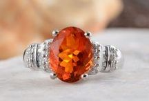 Fire Opal Jewelry / by Liquidation Channel
