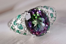 Mystic Topaz Jewelry / by Liquidation Channel - Jewelry, Accessories, and Lifestyle