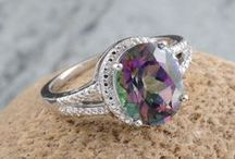 Mystic Topaz Jewelry / by Liquidation Channel