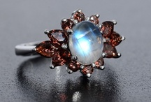 Moonstone Jewelry / by Liquidation Channel - Jewelry, Accessories, and Lifestyle