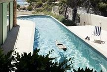 Pools / Plunge, soak, dip, lap, bathe, dream, indulge. A pool for every taste. What's yours?