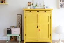 Colour at home: Yellow