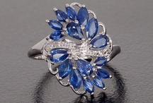 Sapphire Jewelry / by Liquidation Channel - Jewelry, Accessories, and Lifestyle