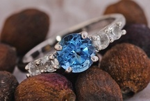 Blue Topaz Jewelry / by Liquidation Channel - Jewelry, Accessories, and Lifestyle
