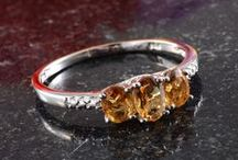 Citrine Jewelry / by Liquidation Channel