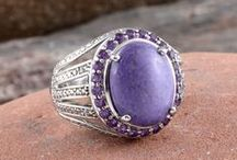 Charoite Jewelry / by Liquidation Channel