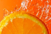 Everything Orange / For the love of the color orange