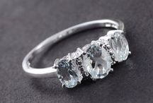 Aquamarine Jewelry / by Liquidation Channel