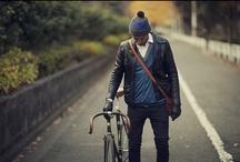 Man + Bike