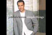 Jim Brickman / A fantastic and talented musician and songwriter. My inspiration and motivation. I've been so blessed to have found him in 1998. I still can't believe he knows my name. What a treat his VIP experience is!  / by Carla Monterey