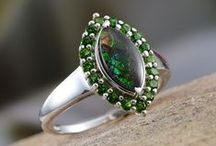Ammolite Jewelry / by Liquidation Channel