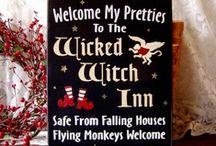 Feeling a bit witchy! / by Amy Myrick