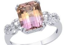 Ametrine Jewelry / Ametrine Jewelry at Liquidation Channel / by Liquidation Channel