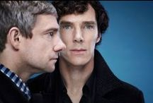 Sherlock  / After months of meditation, I decided it was best that BBC's Sherlock had it's own board. But don't worry, I do have a board for Benedict Cumberbatch.  / by Carla Monterey