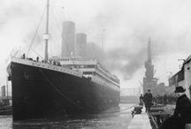 Titanic / RMS Titanic 1912 / by Carla Monterey