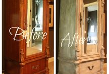 Fix It Up ~ FURNITURE / I love furniture! Especially unique pieces!  / by Strawberry Shelly