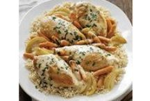 Recipes: Poultry Entrees