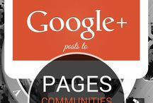 Social Media | Google Plus / Tips about the social network Google+