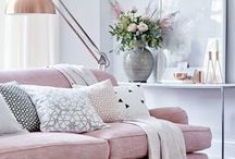 Colour at home: Pink