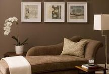 Colour at home: Beige & Browns / Beige in the home doesn't have to be boring.  / by realestate.com.au